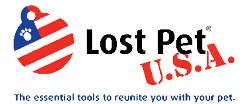 Lost Pet U.S.A. Logo